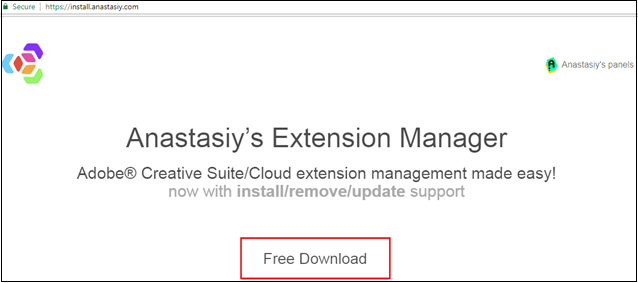 How to install ePanel using the Anastasiy's Extension Manager?